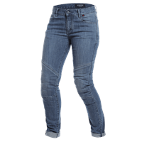 Dainese Amelia Slim Lady Pants 30 Lys denim