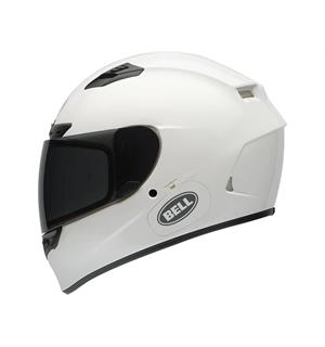 BELL Qualifier DLX Hjälm Gloss Solid White 0f03c173d1408
