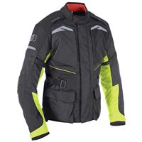 Oxford Quebec Jacka Svart/Fluo 3XL