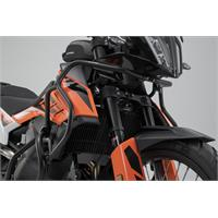 SW-Motech Upper Crash Bar Black. KTM 790 Adventure/Adventure R 19-